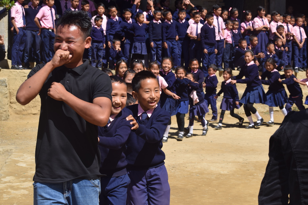 Students and Teachers Enrichment Program at Liangnah ...